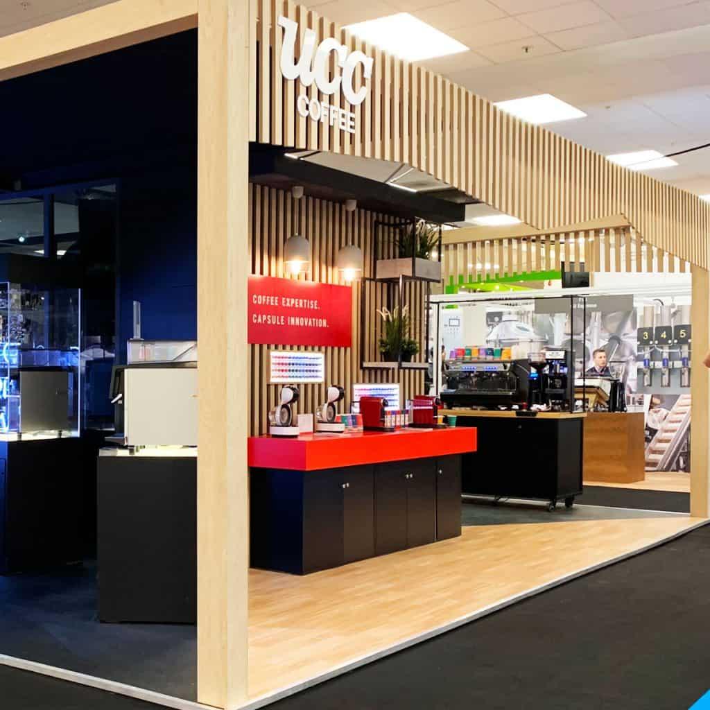 UCC Coffee - Euro Coffee Expo - Olympia