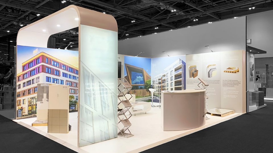 Eco-Stand by Creative Spaces Design