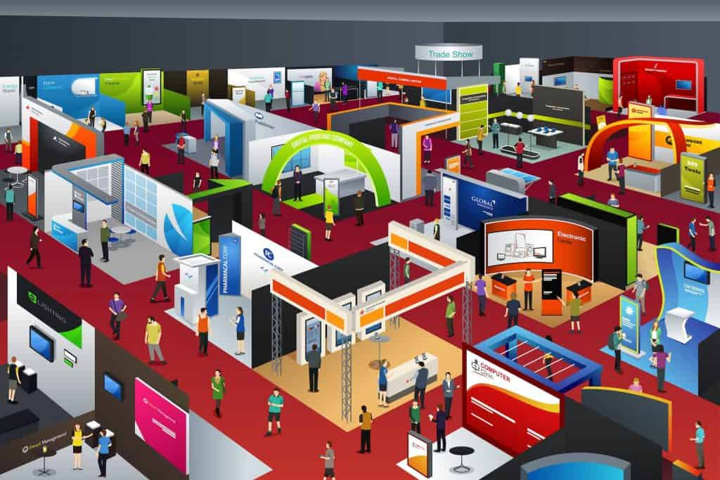 Creative Spaces Design - Exhibition Stand