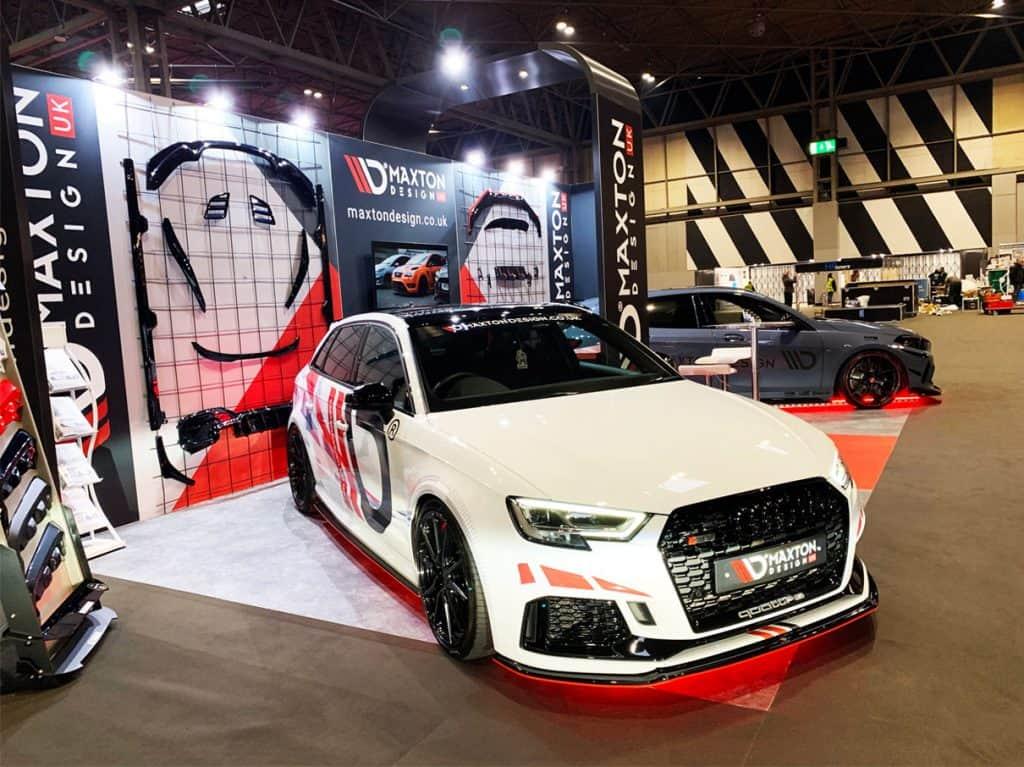 Maxton Design UK - Autosport International - NEC