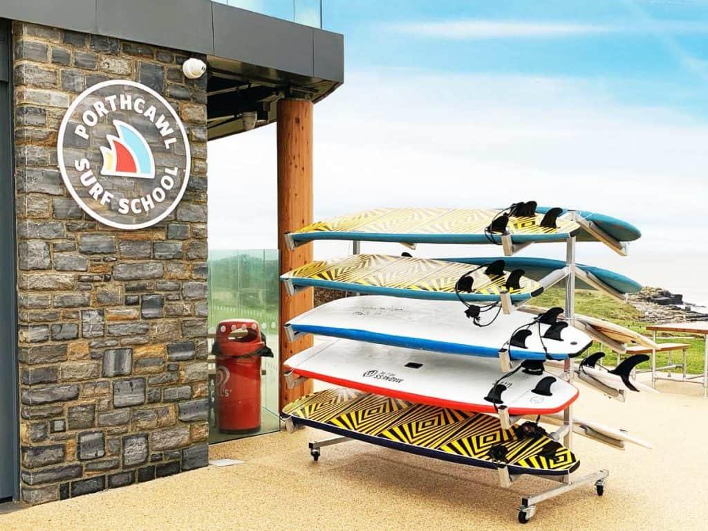 Porthcawl Surf School