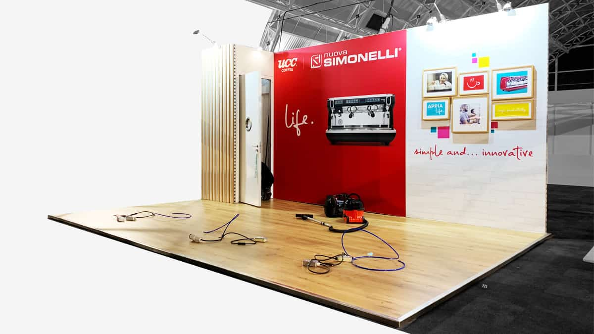 Build Exhibition Stand