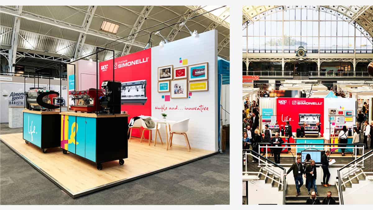Exhibition Stand Live