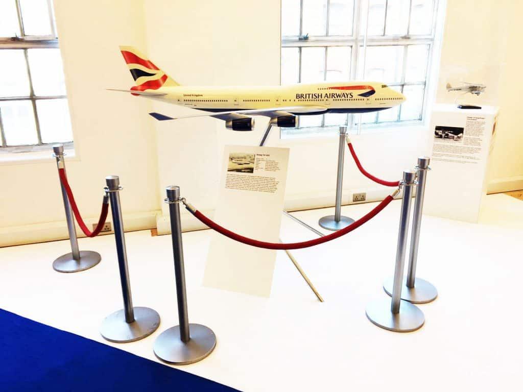 BA - London