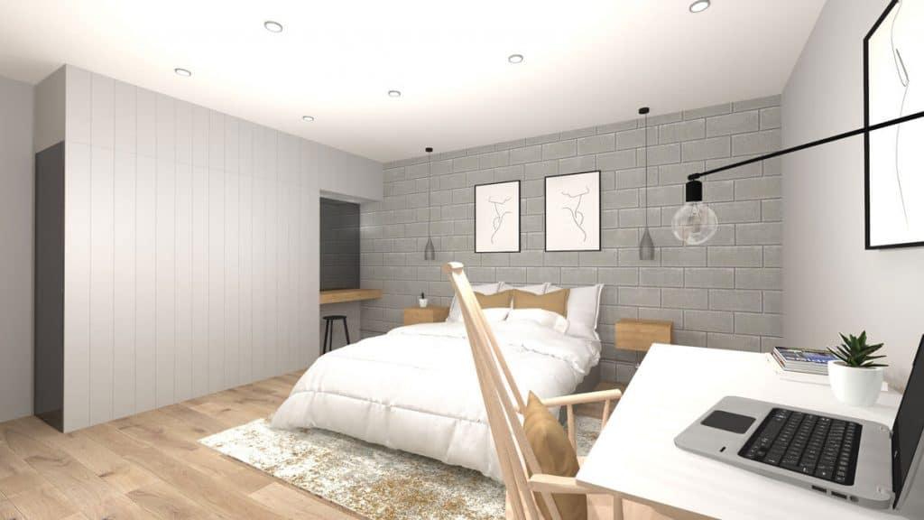 Bedroom Design - Interior Design