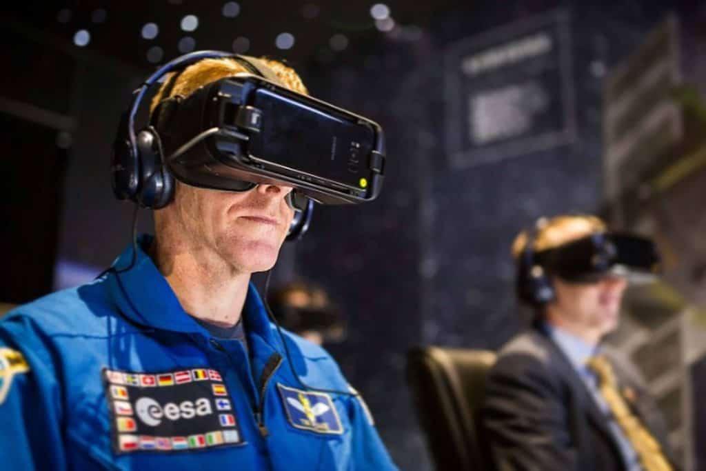 Samsung - Tim Peake