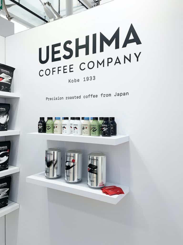 Ueshima Coffee - La Rioja