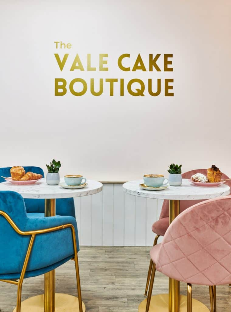 The Vale Cake Boutique - Barry